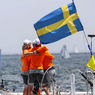 Berntsson and Barker Advance